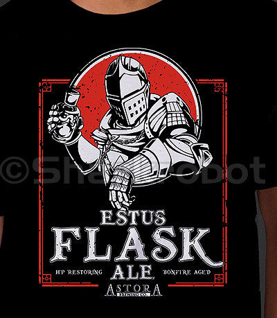 Flask Ale
