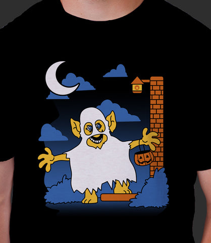 Freaky Ghost is at your door *LIMITED RUN*