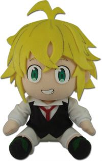 Seven Deadly Sins: Meliodas 7'' Plush