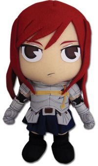 Fairy Tail: Erza Plush