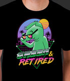 Green and Retired *LIMITED RUN*