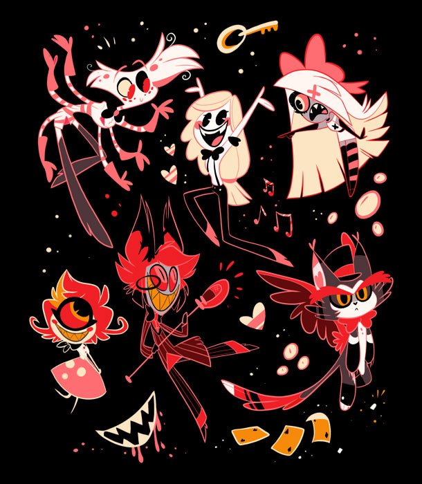 Pin By On Hazbin Hotel In 2019 T