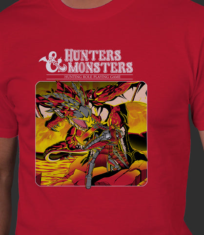 Hunter and Monsters