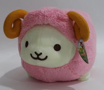 "Prime Sheep 14"" (PINK) Plush"