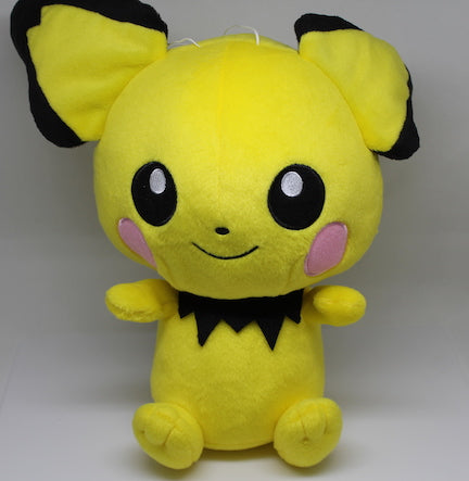 "Pokemon Sun and Moon: Pichu 10"" Plush"