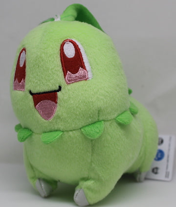 "Pokemon Sun and Moon: Chikorita 5"" Plush"