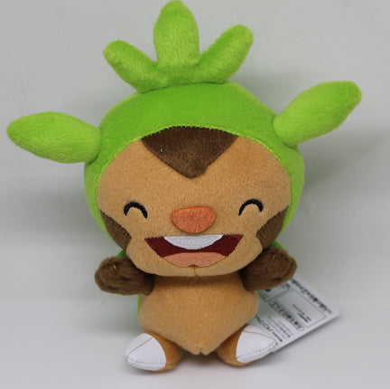 "Pokemon Sun and Moon: Chespin 8.5"" Plush"