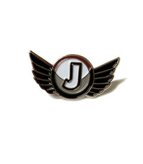 Jimquisition Emblem Pin