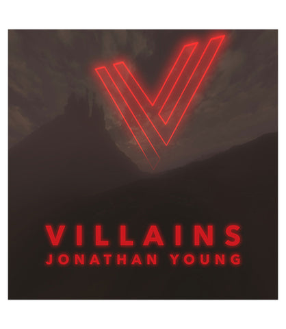 Villains AUDIO CD