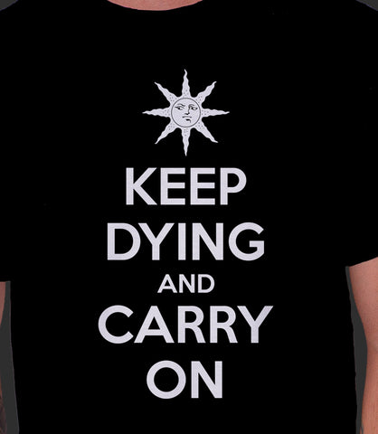 Keep Dying