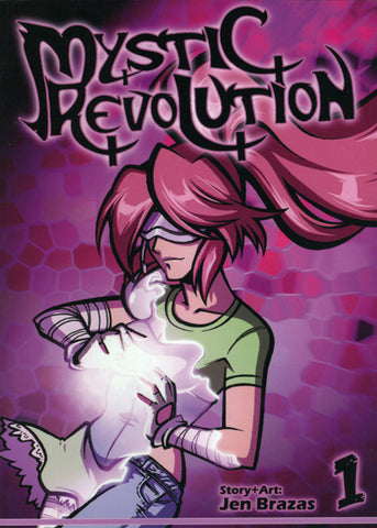 Mystic Revolution: Volume 1