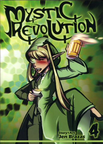 Mystic Revolution: Volume 4