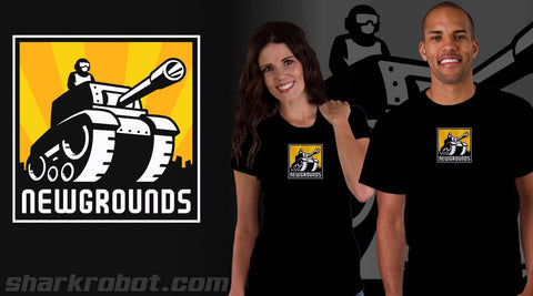 Newgrounds Logo