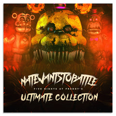 NateWantsToBattle Five Nights at Freddy's (Ultimate Collection) Audio CD
