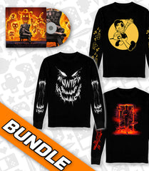 What You Want BUNDLE 2: 3 LONG SLEEVE SHIRTS + CD *LIMITED RUN*