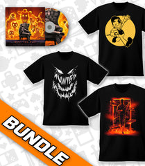 What You Want BUNDLE 1: 3 T-SHIRTS + CD *LIMITED RUN*