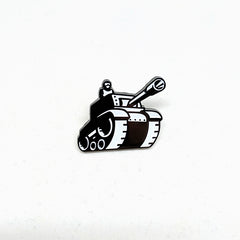 Newgrounds Pin