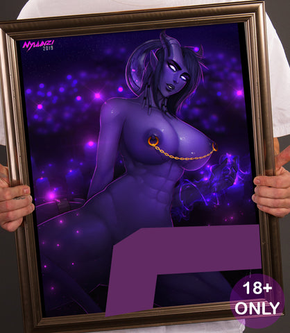 Shadow Priest - Futa Version