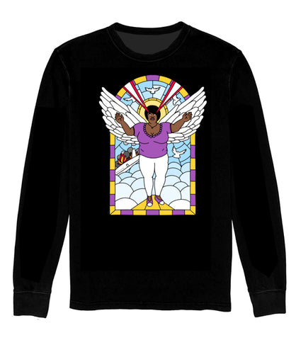 LONG SLEEVE SHIRT Our Angel Motifa *LIMITED RUN*