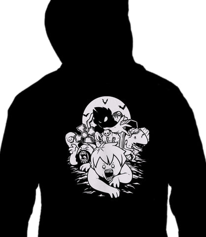 ZIP UP HOODIE Zombie Boys *LIMITED RUN*