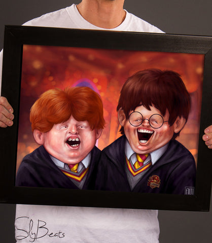 Harry N' Ron