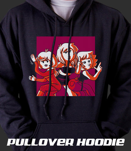 PULLOVER HOODIE Oney's Angels *LIMITED RUN*