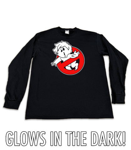 LONG SLEEVE Oneybuster GLOW IN THE DARK *LIMITED RUN*