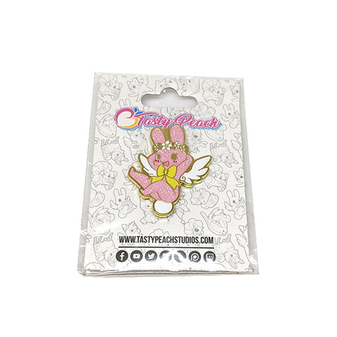 Chirii Bunny GLITTER VERSION Enamel Pin