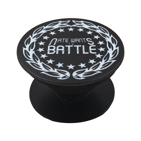 NateWantsToBattle Crest Pop Grip *LAST CHANCE*