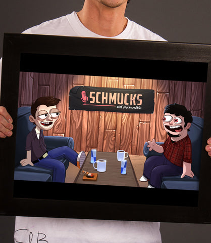 Schmucks Episode 1 Print *Limited Run Print*