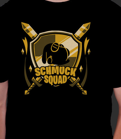 The Schmucks Squad Logo