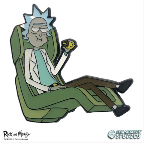 Rick's Hover Chair Pin