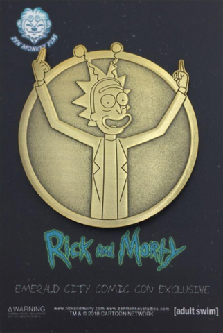 Peace Among Worlds: Rick Pin