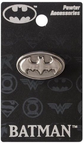 Batman Pewter Lapel Pin
