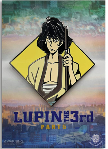 Diamond Goemon: Lupin The 3rd Pin