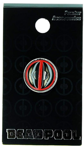 Deadpool Colored Pewter Lapel Pin
