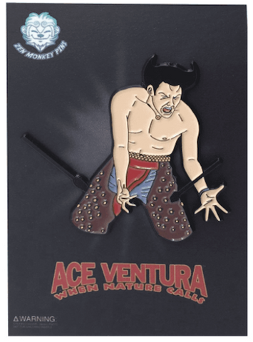 It's in The Bone! Ace Ventura: When Nature Calls Pin