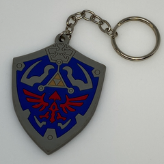 The Legend of Zelda: Hylian Shield Keychain