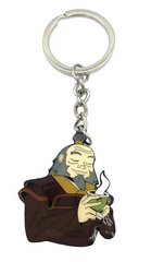 Avatar the Last Air Bender - Tea Time With Iroh Keychain