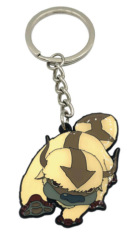 Avatar the Last Air Bender -Appa  Keychain