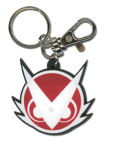 DIGIMON FUSHION FIGHTER LOGO FUSION KEYCHAIN