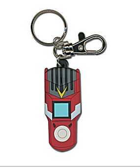 Digimon Fusion - New Fusion Loader Keychain
