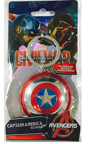 Marvel -Captain America Shield Keychain