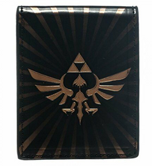 Nintendo The Legend of Zelda Burst Bi-Fold Wallet *CLEARANCE*