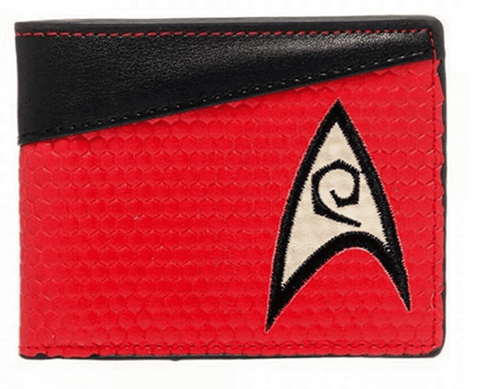 Star Trek Bi-Fold Engineering Logo Wallet