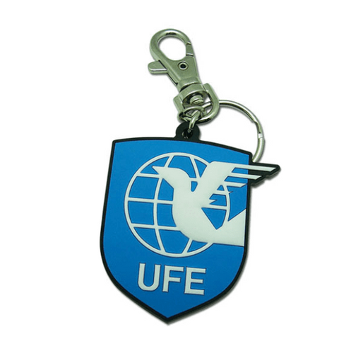 Aldnoah.Zero United Forces of Earth Key Chain