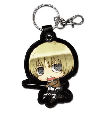 Attack on Titan - Armin SD Keychain