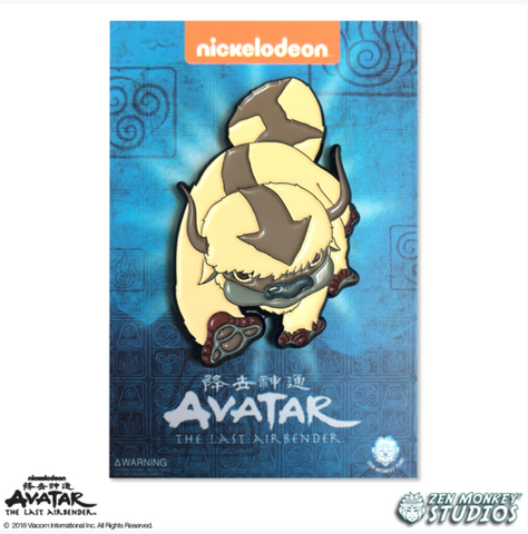 Appa - Avatar: The Last Airbender Pin