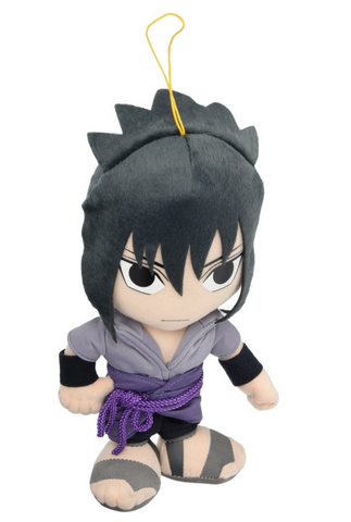 Naruto Shippuden: Sasuke Plush (Version 2)