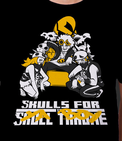 Skulls for Ya Boy! PRE-ORDER TIL MAY 26